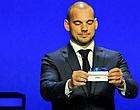 Foto: Nederland gaat los over 'comeback' Sneijder