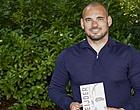 Foto: Pérez gaat in FOX-uitzending los over Wesley Sneijder