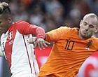 """Foto: """"Maar met alle respect, Sneijder heeft niets met Utrecht"""""""