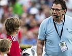 """Foto: Van Hanegem uit zorgen over Feyenoord: """"Het zou erg triest zijn"""""""