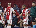 Foto: Fans willen 'aanfluiting' nooit meer zien bij Ajax