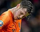 Foto: 'Weghorst krijgt dramatisch bericht uit Oranje-kamp'