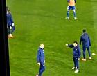 Foto: 🎥 Publiekslieveling Burger zingt met Feyenoord-fans tijdens de warming-up