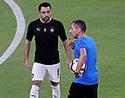 Foto: Barça moet wachten: Xavi verlengt contract