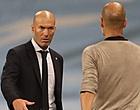 Foto: 🎥 Guardiola en Zidane zorgen voor schitterend beeld na City-Real