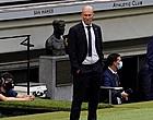 """Foto: Zidane aangebrand: """"Wat een vraag, zeg"""""""