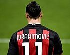 Foto: Zlatan Ibrahimovic: 'Dan had ik er vier gemaakt'