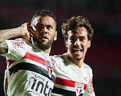 Dani Alves sneert naar Braziliaanse president