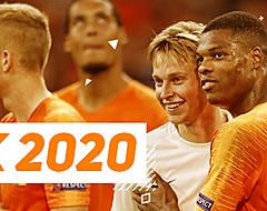 <strong>SN Special: De basisopstelling van Oranje op het EK 2020</strong>