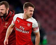 'Stijlloos afscheid voor Ramsey dreigt bij Arsenal'
