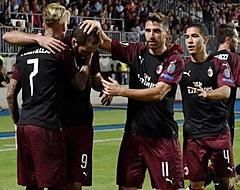 Nieuw debacle voor AC Milan: Europese uitsluiting dreigt