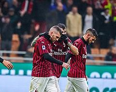 Milan lijkt titelaspiraties Lazio definitief de kop in te drukken