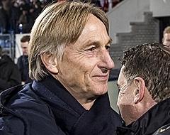 Koster na megastunt: 'Schitterend, we hebben het goed opgepakt tegen dit Ajax'