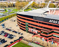 'Weeralarm' voor AFAS Stadion en AZ-Ajax