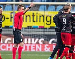 Tijs onterecht aangezien voor persoon die Hitlergroet bracht bij FC Den Bosch