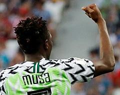 Musa schenkt Nigeria overwinning op IJsland, Argentinië leeft nog
