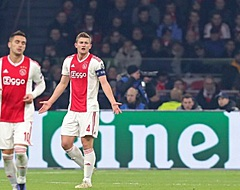 <strong>Ajax eindigt met zure smaak na 2 rode kaarten, 2 penalty&#039;s en 6 goals</strong>
