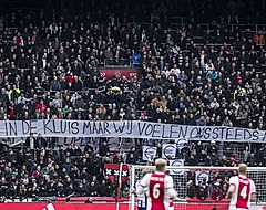 """Ajax-supporters gekraakt: """"Dat is te banaal voor woorden"""""""