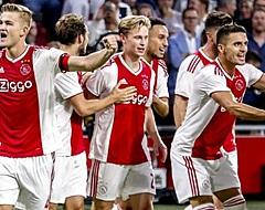 Ajax laat weinig heel van Standard en mag zich opmaken voor Kiev