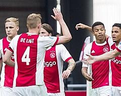 Ajax-steunpilaar onthult: 'Mijn seizoen is voorbij'