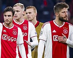 """Schöne koestert liefde voor Ajax: """"Aanbiedingen gehad uit buitenland"""""""