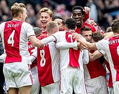 "Ajax-fans beginnen charmeoffensief: ""Come back!"""