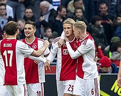 """Twitter ontploft na KNVB-besluit: """"Ajax moet niet janken"""""""