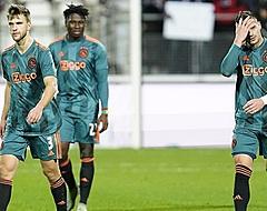 """""""Wat mij betreft is het gewoon dikke crisis bij Ajax"""""""