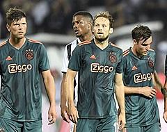 """""""De kritiek is er vanuit de spelersgroep van Ajax ook"""""""