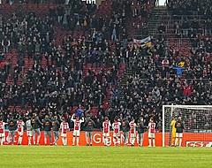 Ajax onthult: Johan Cruijff ArenA rest van het seizoen uitverkocht
