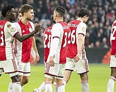 'Bundesliga-clubs willen Ajax aftroeven voor aankoop'