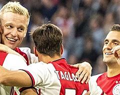 """Angstzweet breekt uit bij Ajax-fans: """"Zou zelfmoord zijn"""""""