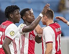 Jong Ajax zorgt voor unicum door zege op Dordrecht