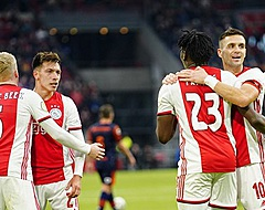 'Ajax en Real Madrid strijden om dezelfde aanvaller'
