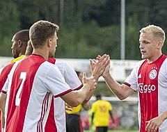'Ajax gaat deze zomer nog zeker drie spelers uitzwaaien'