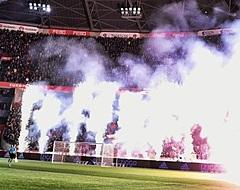 """Ajax-fans reageren fel: """"3-0 Pierre, 3-0"""""""