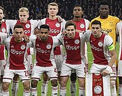 """Kijkers Ajax-Getafe gaan los op Ajacied: """"Wat heeft hij geslikt?"""""""