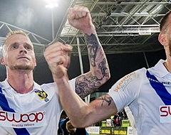 Openhartige Kashia: 'Ik miste een vriend als hem bij Vitesse'
