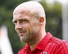 'Ajax mogelijk enorm in de problemen door vertrek Schreuder'