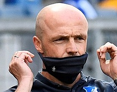 """Schreuder baalt: """"De rode kaart veranderde de wedstrijd"""""""