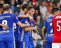 Tien Almere-spelers geven zekere zege bijna nog weg
