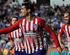 "Morata: ""Ik vrees dat Saúl naar Manchester City vertrekt"""