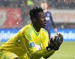 """Ajax-doelman Onana komt met goed nieuws: """"Ik doe rustig aan"""""""