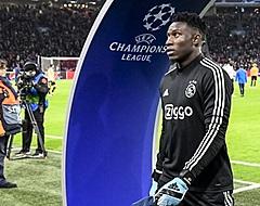 Ajax-doelman Onana maakt prachtig gebaar in thuisland