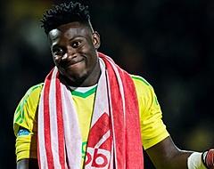 'Slecht transfernieuws voor Ajax-goalie Onana'