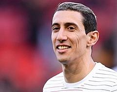 Spugende Di María krijgt flinke straf opgelegd