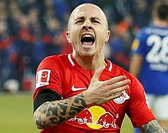 📷 Angelino opent de score voor Leipzig met héérlijke treffer