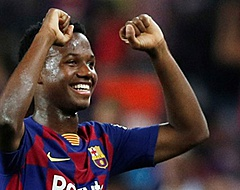 Ansu Fati krijgt paspoort en mag voor Spanje spelen