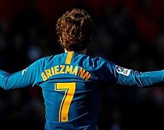 'Speler Barcelona zien komst Griezmann niet zitten'