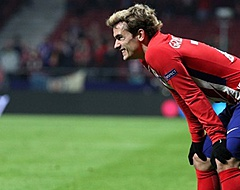 "Griezmann: ""Jan is de beste keeper ter wereld"""